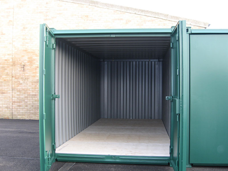 Self Storage containers Halstead Essex